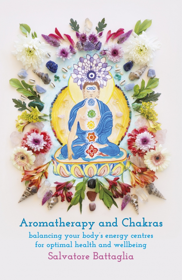 Aromatherapy and Chakras book launch blog img