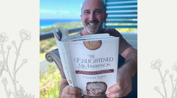 The Enlightened Mr Parkinson: A Book Review blog img